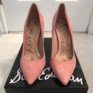 028048751ae53d Sam Edelman Shoes - Sam Edelman Hazel Pump - Pink Lemonade